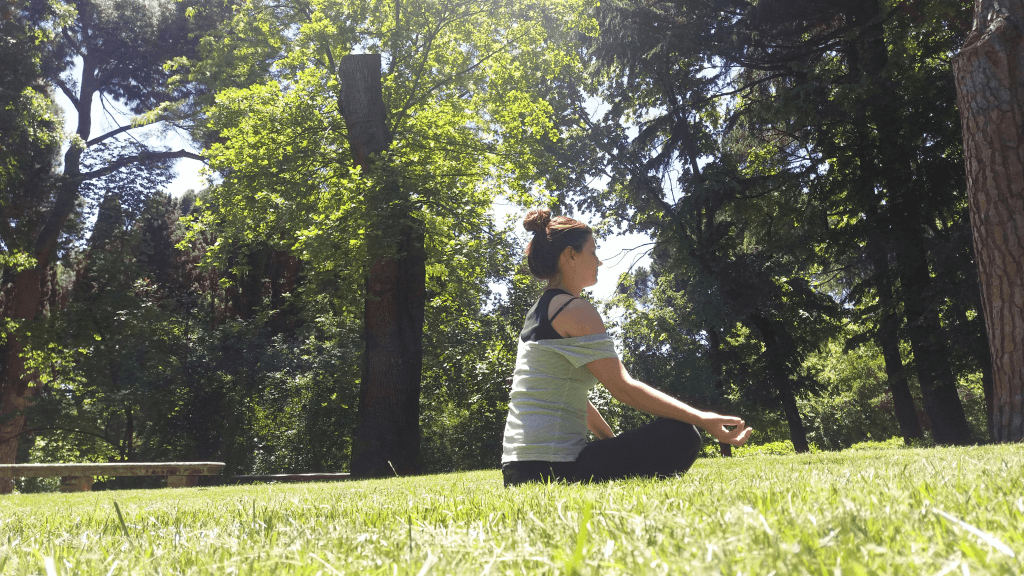 Conecting to yourself with meditation