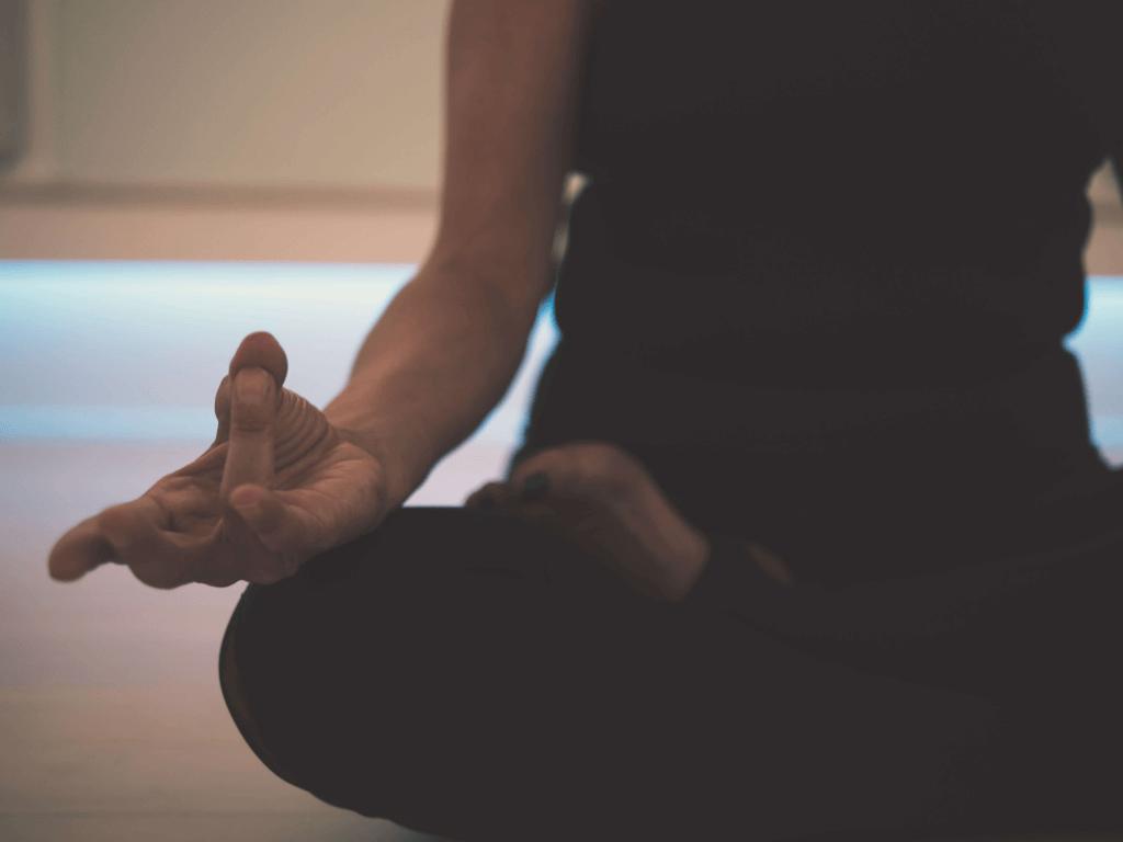 Meditation tip Let's talk posture