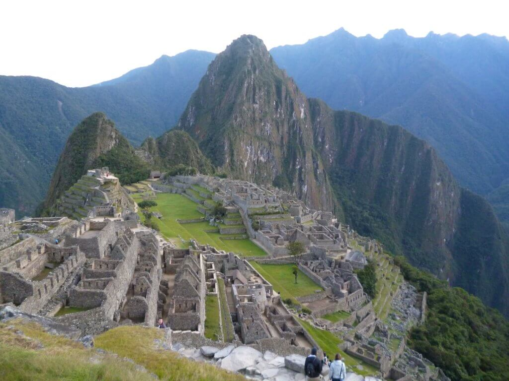 Mindful travel in Macchu Picchu