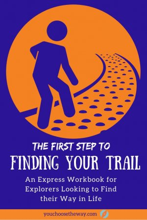 Finding your Trail cover